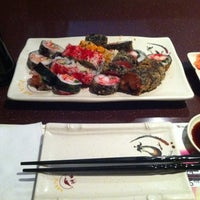 Photo taken at Kanda Sushi Bar by Adriano M. on 2/21/2012