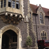 Photo taken at Brighton College Great Hall by 🇬🇧Лика🇷🇺 5. on 8/7/2012