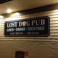 Photo taken at Lost Dog Pub by Sarah on 5/25/2012