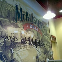 Photo taken at McAlister's by Maiela A. on 4/4/2012