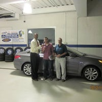 Photo taken at Family Hyundai by Family Hyundai on 7/31/2012
