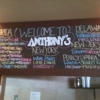 Photo taken at Anthony's Coal Fired Pizza by Toby S. on 5/26/2011