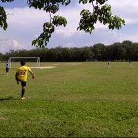 Photo taken at Padang Bola Sepak RRI by Imrn S. on 10/30/2011
