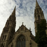 Photo taken at Saint Paul Cathedral by Arnab M. on 9/17/2011