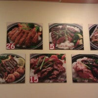 Photo taken at Yokozuna Teriyaki by Robert N. on 10/5/2011