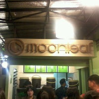 Photo taken at Moonleaf Tea Shop by Jelaine M. on 9/3/2011