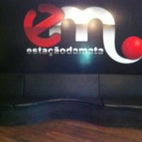 Photo taken at Estação da Mata by Fernando S. on 10/3/2011