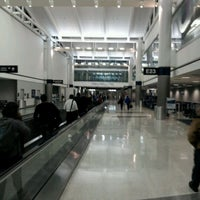 Photo taken at Terminal E by Tony B. on 11/11/2011