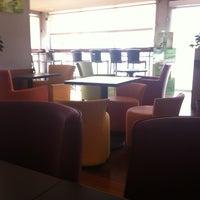 Photo taken at LINA'S Café by Jean-Manuel V. on 7/25/2011
