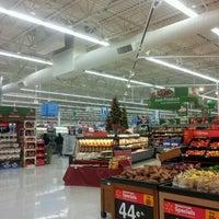 Photo taken at Walmart Supercenter by Alex M. on 11/19/2011