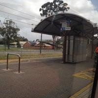 Photo taken at Ashfield Station by David S. on 11/8/2011