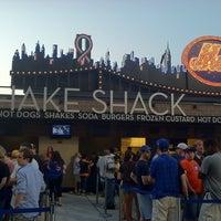 Photo taken at Shake Shack by Daniela C. on 6/1/2011