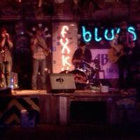 Photo taken at Graffiti & Funky Blues Shack by Kim S. on 10/20/2011