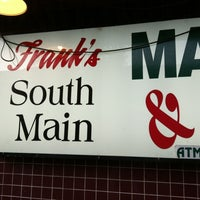 Photo taken at Frank's South Main Market & Deli by Austen O. on 3/16/2012