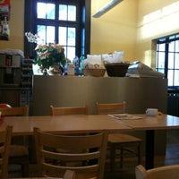 Photo taken at Bistro-Shop Bahnhof by Tamara M. on 1/23/2012