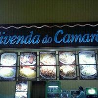 Photo taken at Vivenda do Camarão by Lucas V. on 4/13/2011