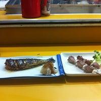 Photo taken at 屋台 対州屋 by Yoshihiko I. on 7/19/2012