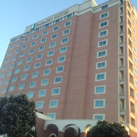 Photo taken at Embassy Suites by Hilton Monterey Bay Seaside by Maricela L. on 4/22/2012
