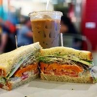 Photo taken at Ula Cafe by Jaime M. on 7/28/2012