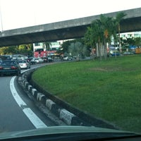 Photo taken at Bulatan Tun Dr Awang (Roundabout) by @daaditsu on 6/6/2011