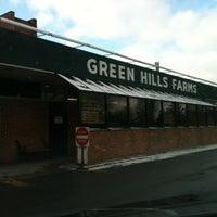 Photo taken at Green Hills Farms by Elizabeth J. on 1/18/2012