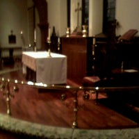 Photo taken at Trinity Episcopal Church by Alex D. on 10/16/2011