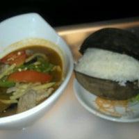 Photo taken at Thai Rice by Maria K. on 11/10/2011
