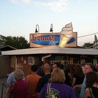 Photo taken at Erma's Frozen Custard by Michael N. on 7/10/2011