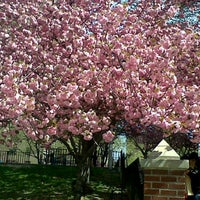 Photo taken at Nagler Playground by Melissa A. on 4/9/2012