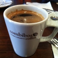 Photo taken at Combibos Coffee by Pete D. on 8/25/2012