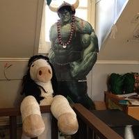 Photo taken at Marmot @ Keystone Science School by Lindsay K. on 12/27/2011
