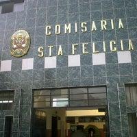 Photo taken at Comisaría de Santa Felicia by Christian B. on 4/16/2011