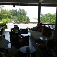 Photo taken at Sheraton Krabi Beach Resort by Petchy S. on 4/28/2012