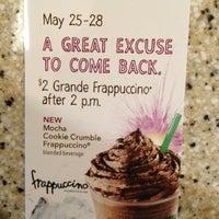 Photo taken at Starbucks by John P. on 5/22/2012