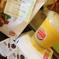 Photo taken at Burger King by Suzanne X. on 7/26/2012