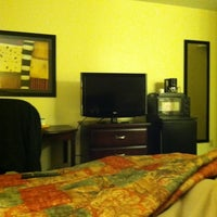 Photo taken at Sleep Inn by meredith m. on 4/15/2012