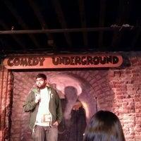 Photo prise au Comedy Underground par Jolene J. le11/15/2011
