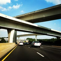 Photo taken at Spaghetti Junction (Tom Moreland Interchange) by Mike L. on 5/23/2012