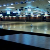 Photo taken at Rivergate Skate Center by Christopher M. on 10/6/2011