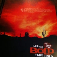 Photo taken at Tumbleweed Tex Mex Grill by Brenda B. on 8/25/2011