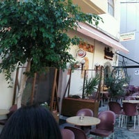 Photo taken at Hari's Creperie by Pavlos E. on 10/15/2011