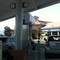 Photo taken at Chevron by Sam L. on 1/18/2012