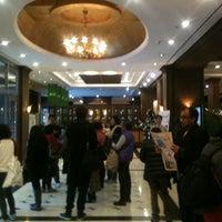 Photo taken at Ramada Seoul Hotel by Charan R. on 11/30/2011
