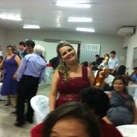 Photo taken at Associação de Moradores Do Conj Sol Nascente by Manoel on 8/19/2012