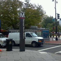 Photo taken at Farragut North Metro Station by Alana M. on 9/24/2011
