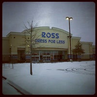 Photo taken at Ross Dress for Less by Brock Y. on 5/4/2012