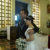 Photo taken at St. Patrick's Church by Isaac C. on 9/17/2011