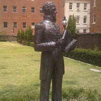 Photo taken at Capt James Stirling (Statue) by Peter D. on 1/6/2012