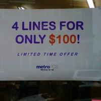 Photo taken at Metro Pcs by Randolph N. on 10/27/2011