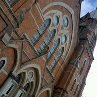 Photo taken at Universal Preservation Hall by jennifer k. on 12/4/2011